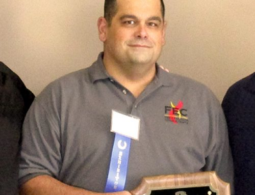 Chuck Strader named NSPII Ohio Investigator of the Year